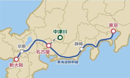 地図 電車