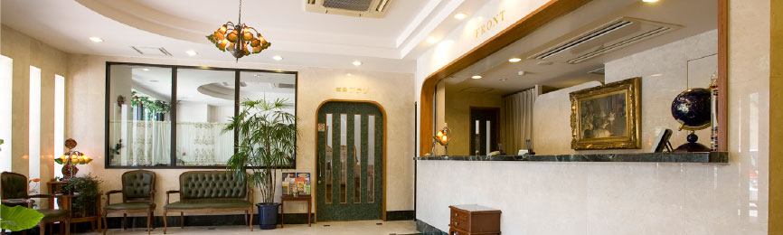 中津川市のビジネスホテルなら駅から徒歩2分のプラザホテル栄